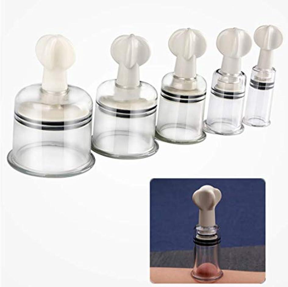 吸い玉 ロータリーカッピングセット ボディマッサージカップ 肩こり首こり腰痛解消グッズ健康用品 4種類 12個セット 収納ケース付き
