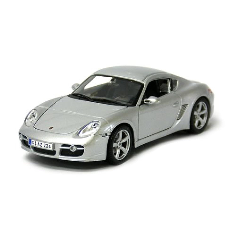 1/18 Porsche Cayman S Maisto 【ダイキャストカー