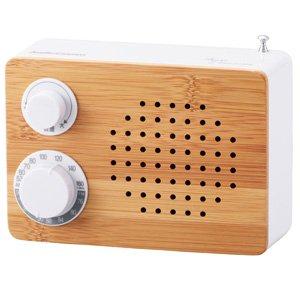 竹ラジオ RAD-T180N 07-8688 オーム電機 keirou2018_at_homeapp