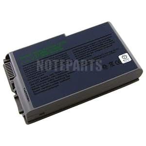 Dell Latitude D500 D510 D520 D530 D600 D610 Inspiron 500m 600m用 Li-ion バッテリー 1X793/3R305/312-0068対応