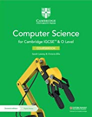 Cambridge IGCSE™ and O Level Computer Science Coursebook with Digital Access (2 Years)