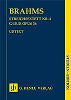 Streichsextett Nr. 2 G-dur op. 36 SE