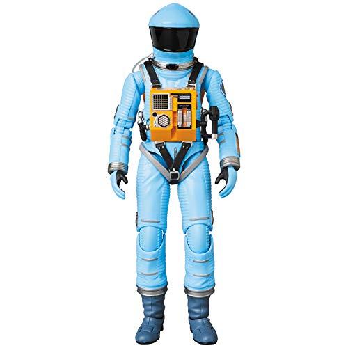 MAFEX マフェックス No.090 2001年宇宙の旅 スペーススーツ ライトブルーバージョン 全高約160mm 塗装済み 可動フィギュア