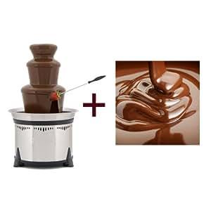セフラ社 クラシック チョコレートファウンテン フォンデュ チョコレート3kg付 ジョエル Sephra Classic Chocolate Fountain (ミルクチョコレート)