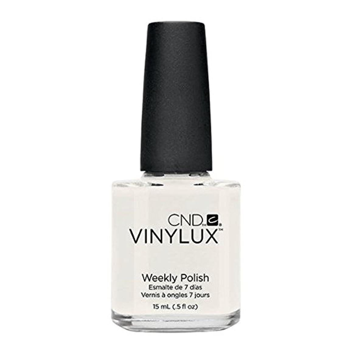 CND Vinylux Manicure Lacquer _ Studio White  #151 _0.5oz