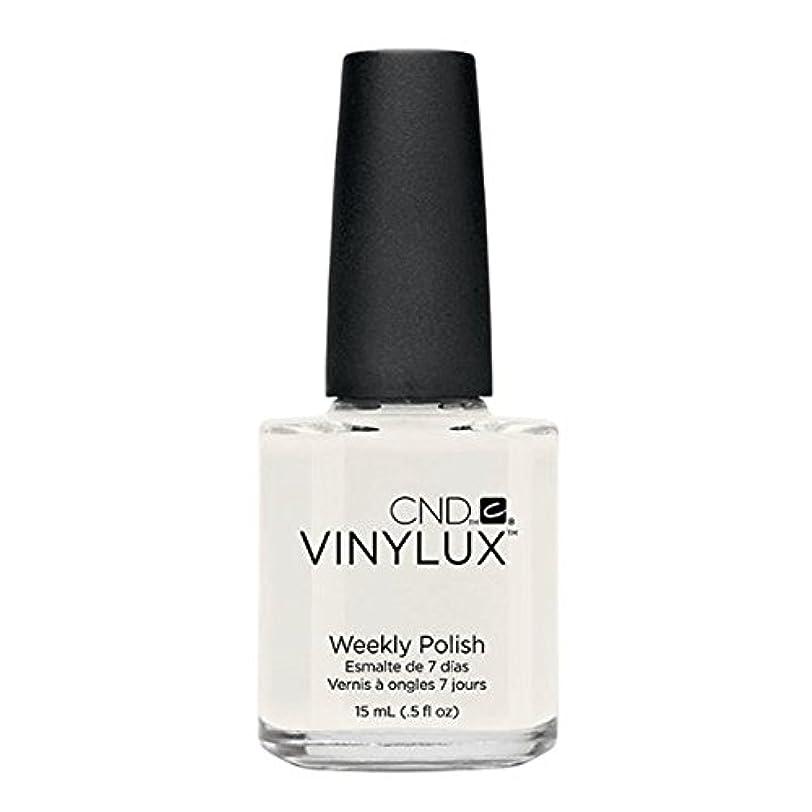 民主党セント意図的CND Vinylux Manicure Lacquer _ Studio White  #151 _0.5oz