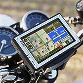 コールマン ポータブルナビ ボーナスパック E-100MP用オプション品 KIJIMA製 バイクキット