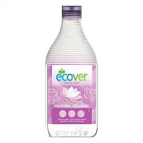 エコベール 食器用洗剤 リリー&ロータス 450mL