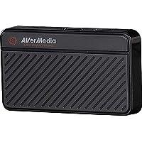 AVerMedia Live Gamer MINI ゲームキャプチャーボックス HDMIパススルー …