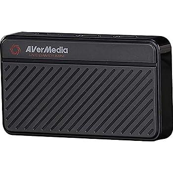 AVerMedia Live Gamer MINI ゲームキャプチャーボックス HDMIパススルー 1920x1080 (60fps) 録画対応 DV514 GC311