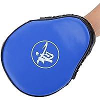 パンチングミット ボクシングミット キックボクシング パンチング 格闘技ミット 耐衝撃性 テコンドー 総合格闘技 拳闘 武術格 空手 防具 トレーニング 通気性 軽量 左右兼用 1個