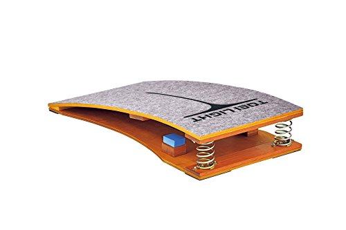 TOEI LIGHT(トーエイライト) ロイター板スプリング式1 T2108 踏切板 中学校・高校・一般向 スプリング式 上面カーペット張 下部ゴム付
