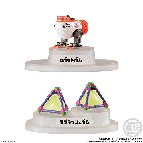 スプラトゥーン2 ブキコレクション -サブウェポン編- (8個入り) 食玩・清涼菓子 (スプラトゥーン2)