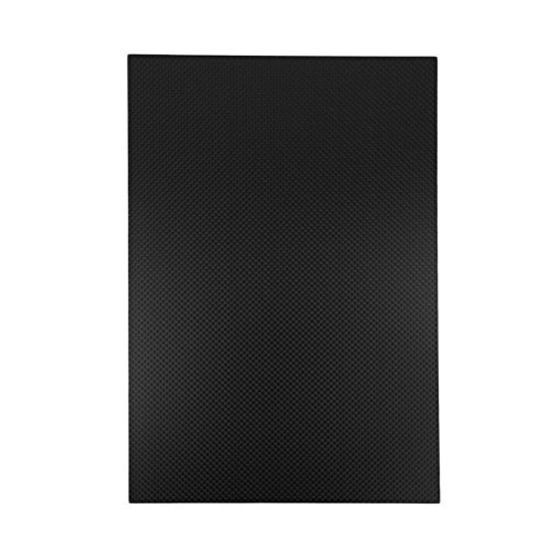 USAQ 300x200x2MM 3K Carbon Fiber Composite Panel for R/C Airframes 2MM Carbon Sheet [並行輸入品]