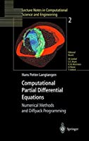 Computational Partial Differential Equations (Lecture Notes in Computational Science and Engineering) [並行輸入品]