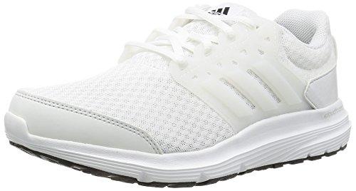 [アディダス] adidas ランニングシューズ Galaxy 3 W KDV77 AQ6561 ランニングホワイト/クリスタルホワイト S16/コアブラック 24.5