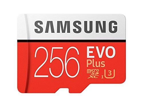 Samsung microSDXC カード 256GB EVO+ Class10 UHS-I U3対応 最大読込速度 100MB/s MB-MC256GA サムスン純正アダプター付 並行輸入品