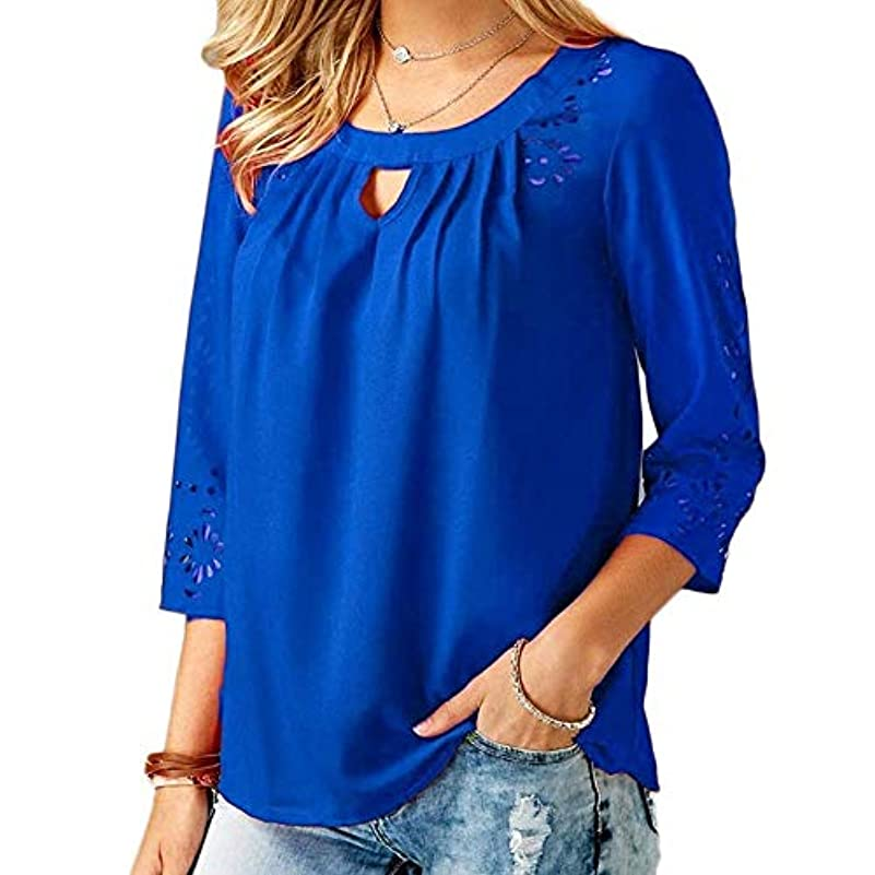 飢有効化遅らせるMIFAN ゆったりTシャツ、シフォンシャツ、カジュアルシャツ、女性トップ、プラスサイズトップ