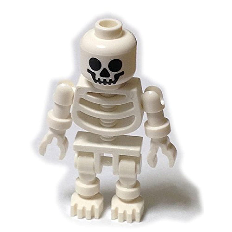 LEGOブロック?純正パーツ?ミニフィグ>skeleton スケルトン(スウィングアーム) 【並行輸入品】