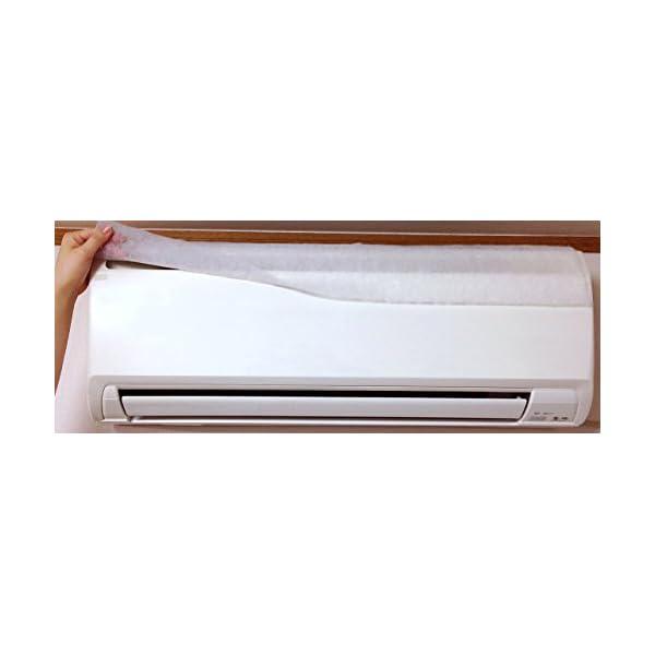 ワイズ エアコンフィルター EC-001の紹介画像3