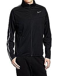 ナイキ NIKE スポーツウェア ウォームアップジャケット DRI-FIT エピック ニットジャケット S (身長155-176㎝) ブラック 519535 国内正規品