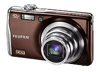 FUJIFILM デジタルカメラ FinePix (ファインピックス) F70 EXR ブラウン F FX-F70EXR BW
