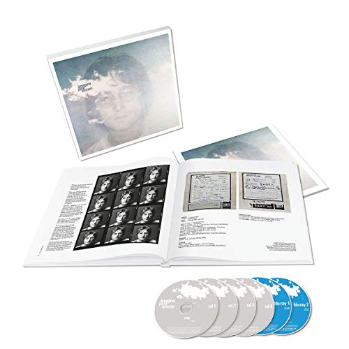 Imagine The Ultimate Collection (4CD+2Blu-Ray)