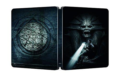 【Amazon.co.jp限定】ザ・マミー/呪われた砂漠の王女  スチール・ブック仕様  ブルーレイ+特典DVDセット [Blu-ray]