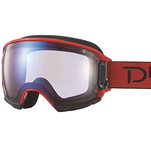 【国産ブランド】DICE(ダイス) スキー スノーボード ゴーグル ハイローラー ULTRAレンズ ミラー プレミアムアンチフォグ HR84165R