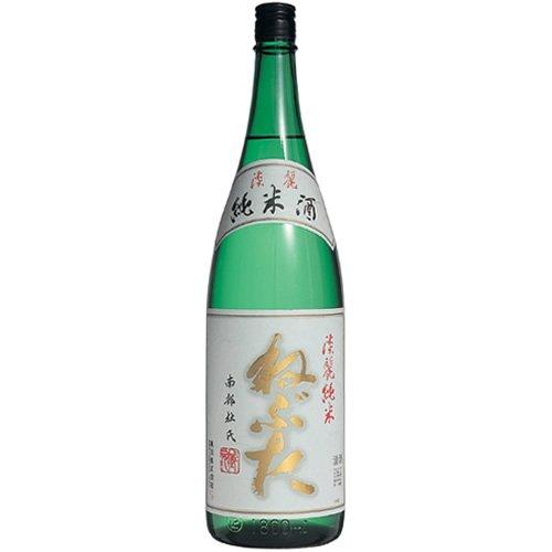 桃川 ねぶた淡麗純米酒 1800ml [青森県]