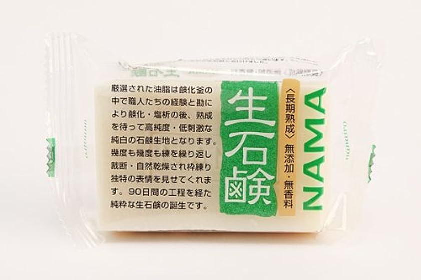 湿った特に回答まるは油脂化学 七色石けん 「長期熟成」生石鹸100g×30