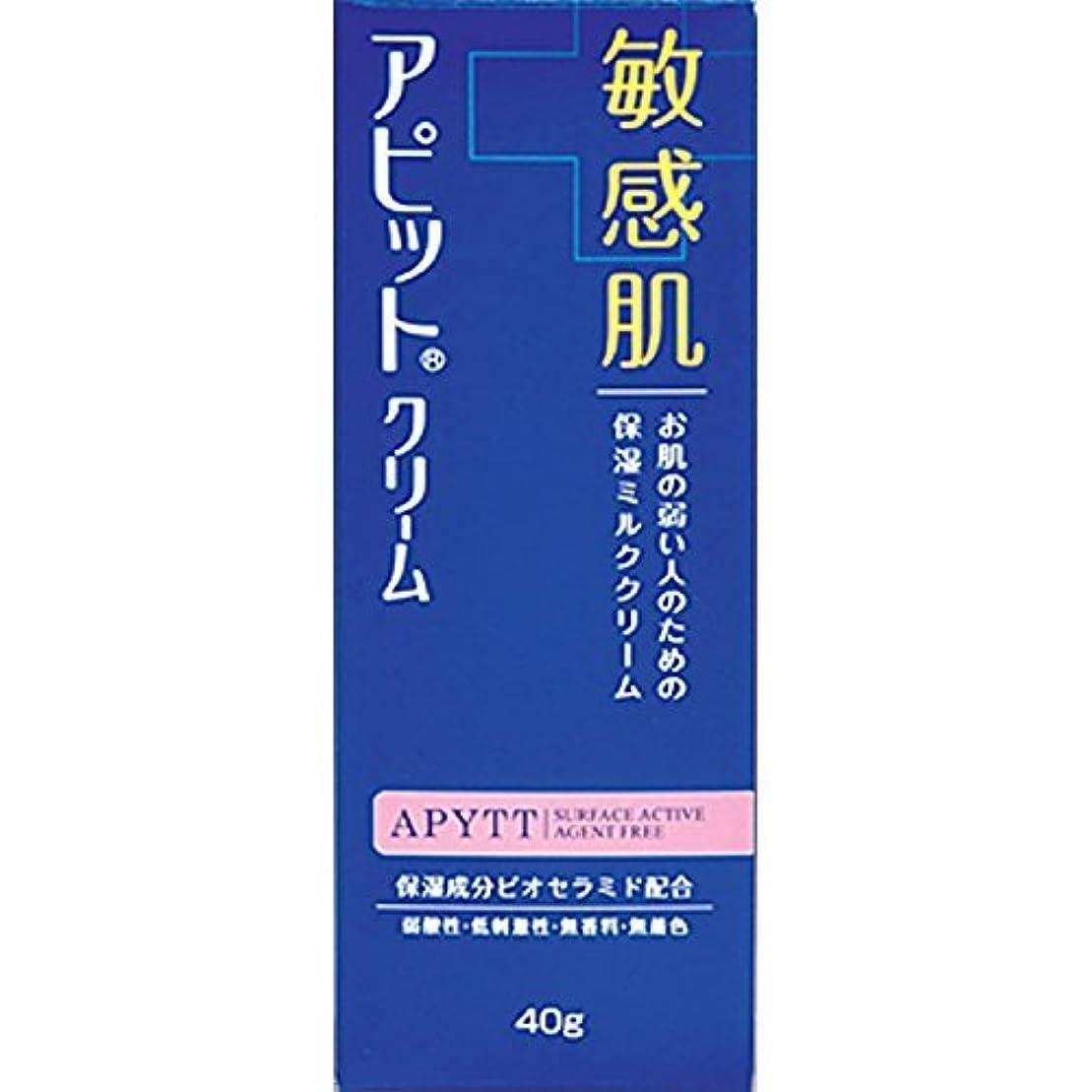注ぎます不忠感情全薬工業 アピットクリーム 40g (医薬部外品)