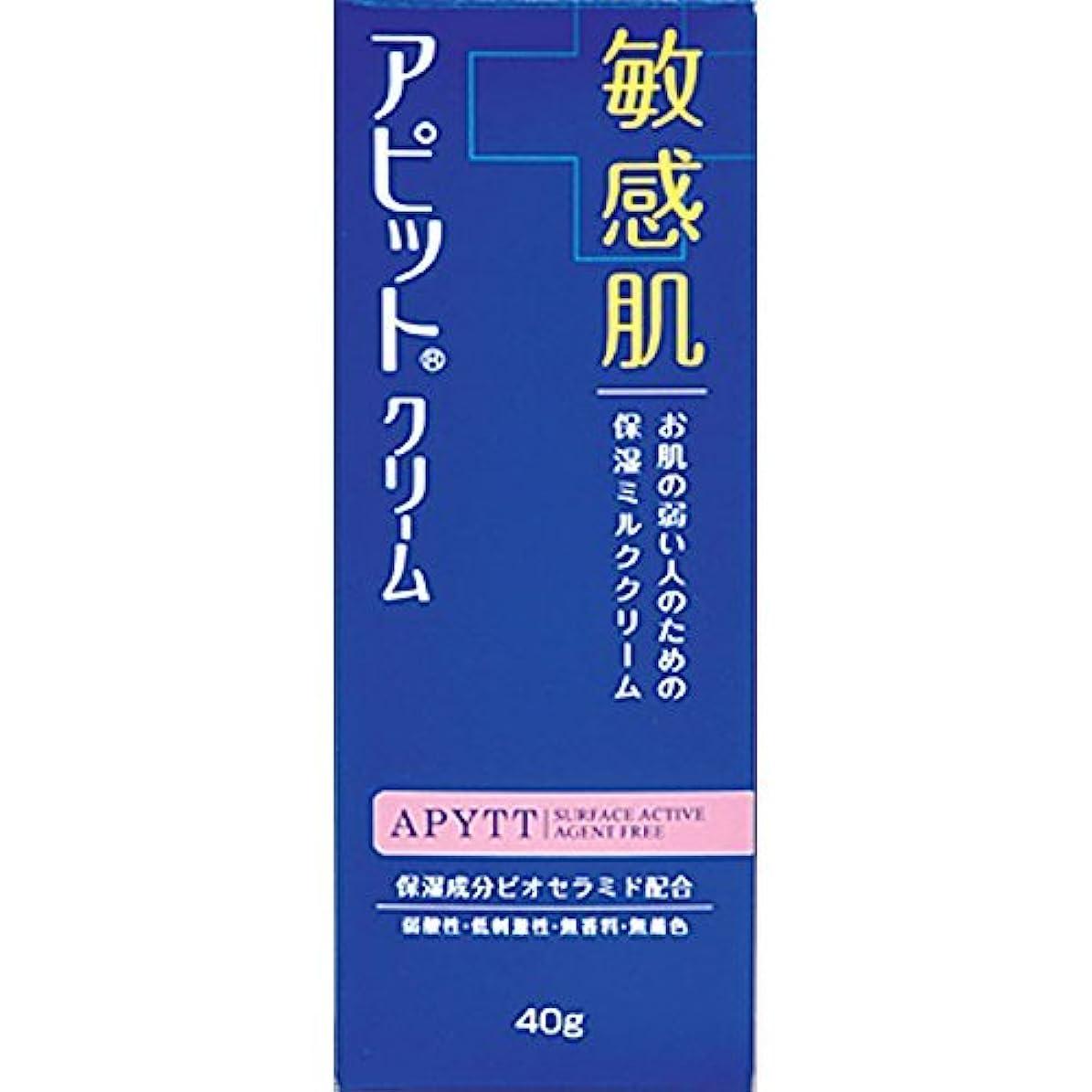 マスク伸ばす尋ねる全薬工業 アピットクリーム 40g (医薬部外品)