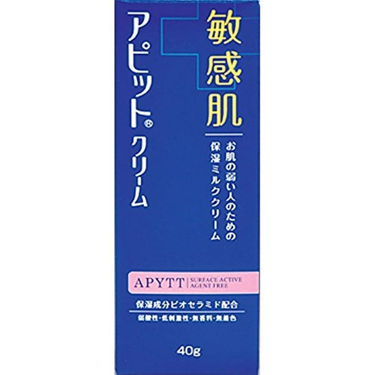 救援狂人交通全薬工業 アピットクリーム 40g (医薬部外品)