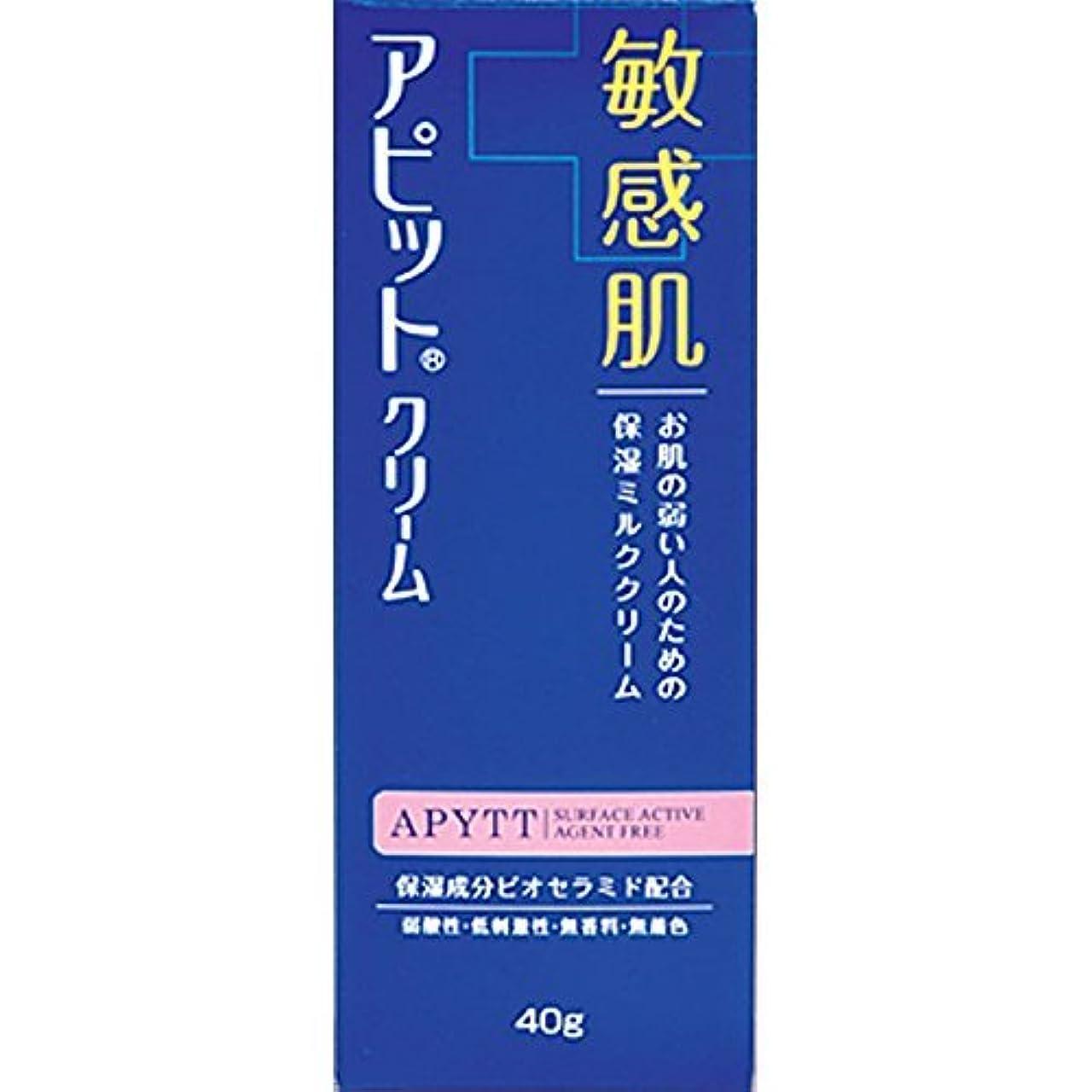 地平線ビジネス専門用語全薬工業 アピットクリーム 40g (医薬部外品)