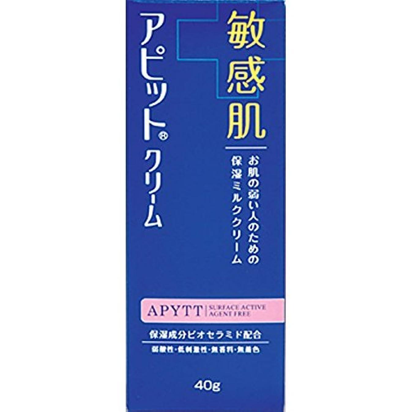 小道具欺く虹全薬工業 アピットクリーム 40g (医薬部外品)