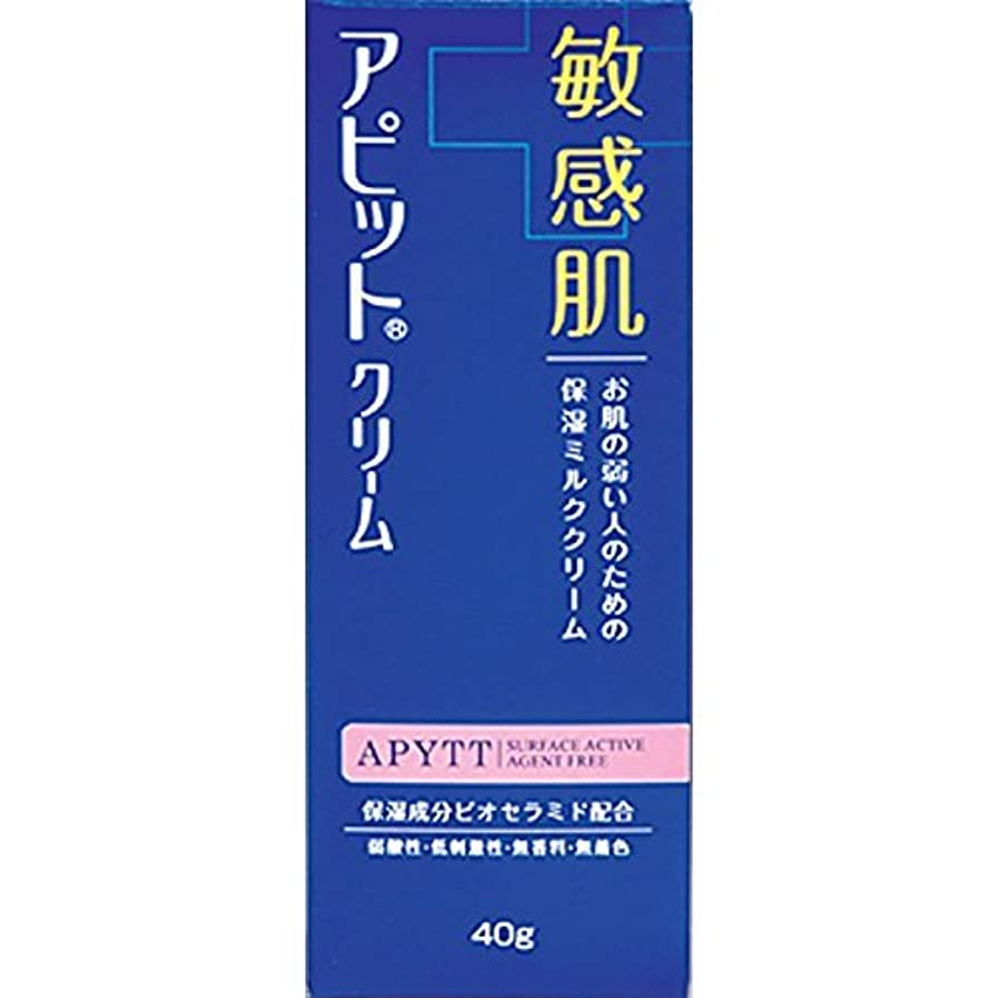 水分修復タウポ湖全薬工業 アピットクリーム 40g (医薬部外品)