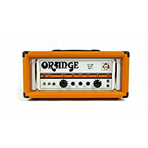 ORANGE 200W Bass Guitar Amplifier Head, Class A/B ベースアンプヘッド AD200B Orange