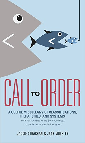 Call to Order: A Miscellany of Useful Hierarchies, Systems, and Classifications (English Edition)