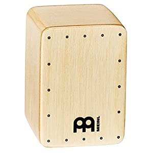MEINL Percussion マイネル シェイカー ミニカホン型シェイカー Baltic Birch SH50 【国内正規品】