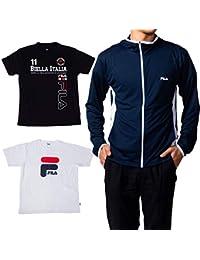 (FILA) フィラ スポーツウェア セット 厳選福袋 トップス ボトム ジャージ など M~5L まで