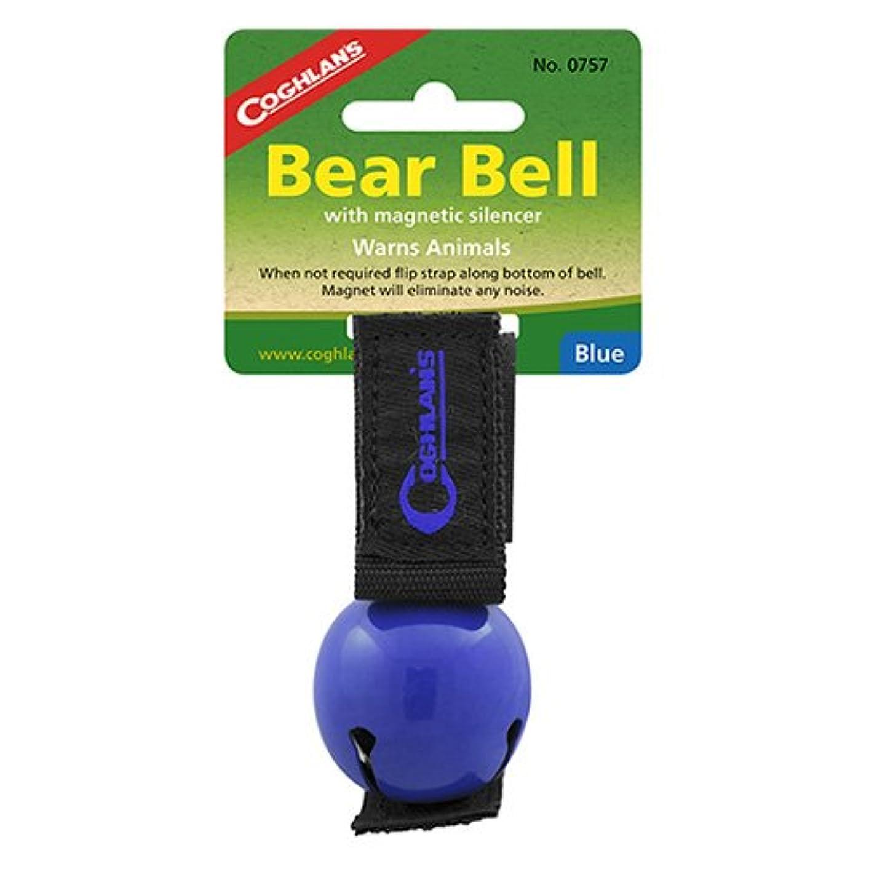 しばしば飛躍発疹COGHLANS(コフラン) ベアーベル ブルー Bear Bell Blue 熊避け