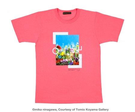 24時間テレビ 2016 チャリティーTシャツ NEWS チャリT グッズ (M, ピンク) -