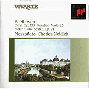 Beethoven;Sextet for Wind