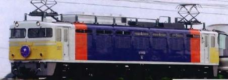 【トミックス】(HO-142)JR EF81形電気機関車(カシオペア色)TOMIX鉄道模型HOゲージ