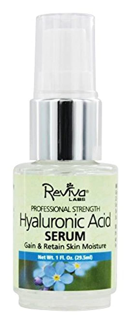 赤道コアカニReviva Labs - Hyaluronic酸の血清 - 1 オンス [並行輸入品]