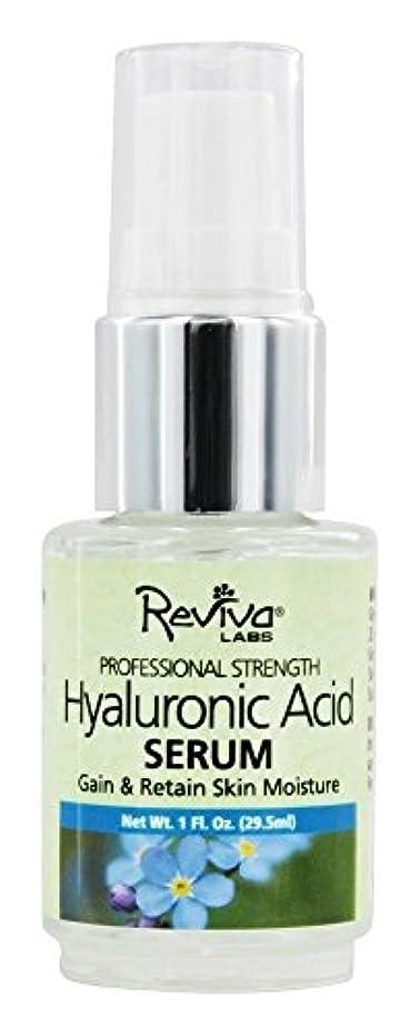 ダース解く保険Reviva Labs - Hyaluronic酸の血清 - 1 オンス [並行輸入品]