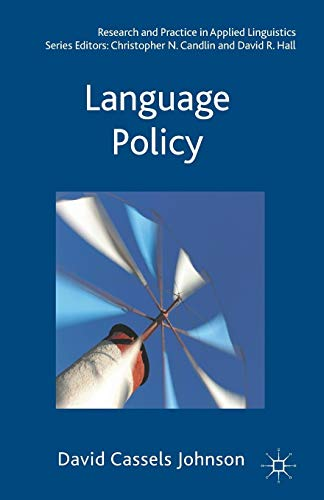 Download Language Policy (Research and Practice in Applied Linguistics) 0230251706