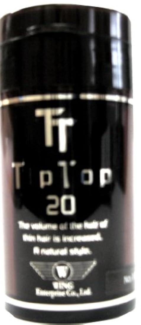 入る無法者トロリーバスティップトップ 20 20g ライトブラウン