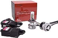 ZRAY 軽貨物車専用 ヘッドライト用 LEDバルブ H4切替 12V 6500K 3700lm/2900lm RK1